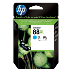 HP 88XL Cyan ink C9391AE 1700 Pgs