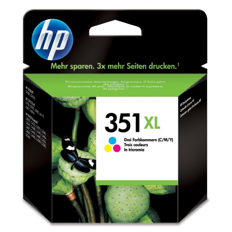 HP 351XL Μελάνι Color ink CB338EE
