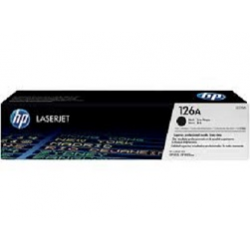 Toner HP No 126A Black CE310A 1.2k pgs