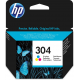 HP 304 Tri-Color N9K05AE