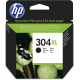 Hp 304XL Black Ink N9K08AE