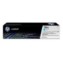 Toner HP 126A Cyan CE311A 1.000 pgs