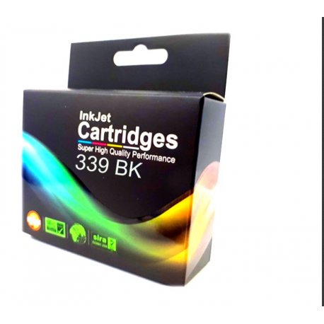 Συμβατό Μελάνι C8767EE HP 339 Ink Premium Black Hp