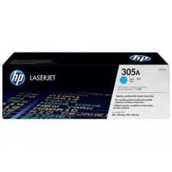 Toner HP No 305A Cyan CE411A 2.600 pgs