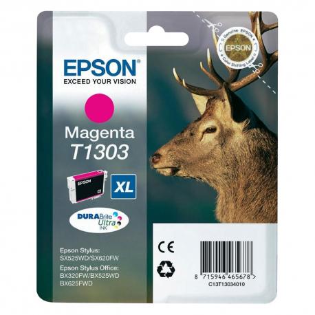 Epson T1303XL C13T130340 Magenta