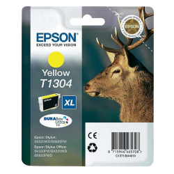 Epson T1304XL C13T130440 Yellow