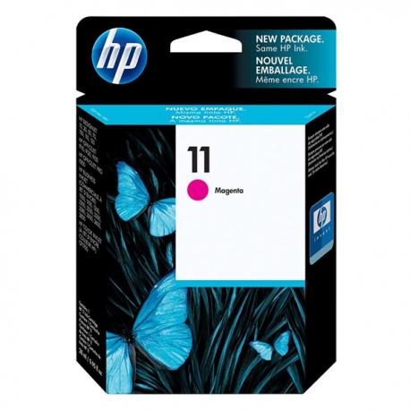 HP 11 Magenta ink C4837AE 28ml
