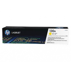 Toner HP 130A Yellow CF352A 1.000pgs