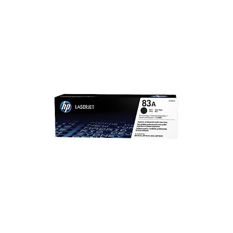 Toner HP No 83A Black CF283A 1.500pgs
