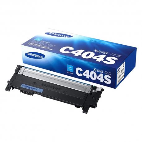 Samsung CLT-C404S-ELS Cyan- 1k Pgs