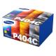 Multipack Samsung Black, Cyan, Magenta,Yellow CLT-P404C