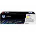 Toner HP No 128A Yellow CE322A 1.300 pgs