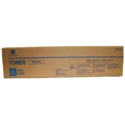 Toner TN210C Copier Konica-Minolta Cyan 12000Pgs