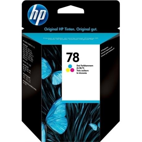 HP Μελάνι Inkjet No.78 Colour (C6578D)