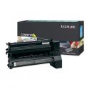 Lexmark C782X1YG Toner Yellow 15k