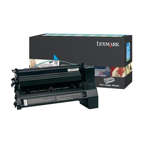 Lexmark C782X1CG Toner Cyan 15k