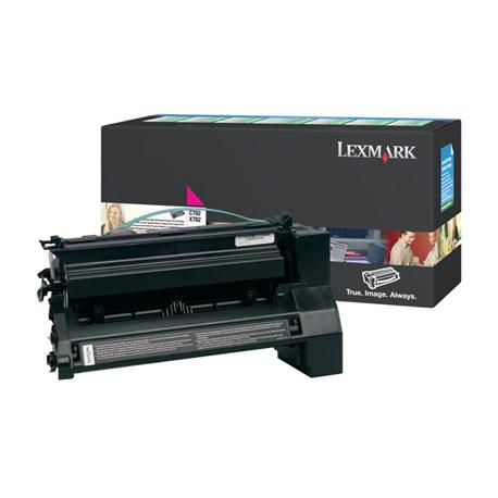 Lexmark C782X1MGToner Magenta 15k
