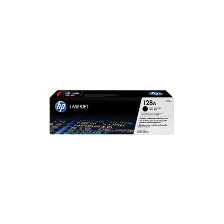 Toner HP No 128A Black CE320A 2.000 pgs
