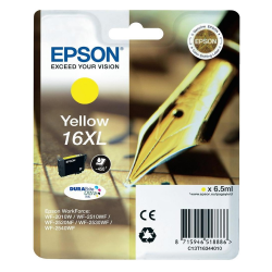Ink Epson T1634 Yellow C13T16344010