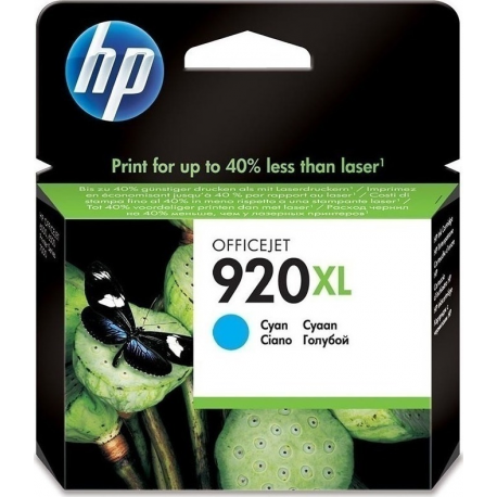 HP 920XL Cyan CD972AE