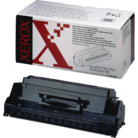 Xerox 113R00296 Black Toner 5K