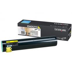 Lexmark X945X2YG Toner Yellow 22K