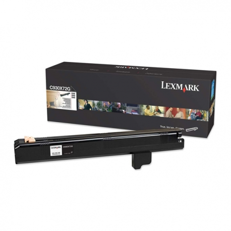 Lexmark Photoconductor Unit Black C930X72G 50K