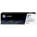Toner HP No 201X Cyan HC CF401X 2.300 Pgs