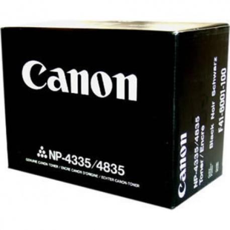 Canon NP-4835 Black Toner 16.8k