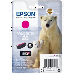 Ink Epson 26 Magenta C13T26134012