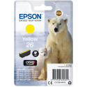Ink Epson 26 Yellow C13T26144012 300pgs