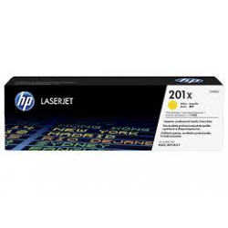 Toner HP No 201X Yellow CF402X 2.300 Pgs