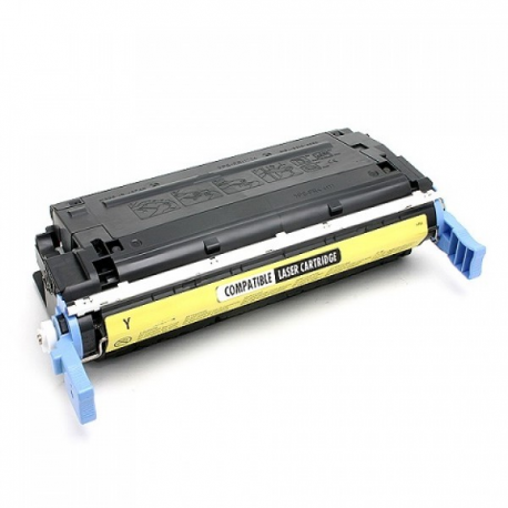 Συμβατό Toner HP Yellow C9722A