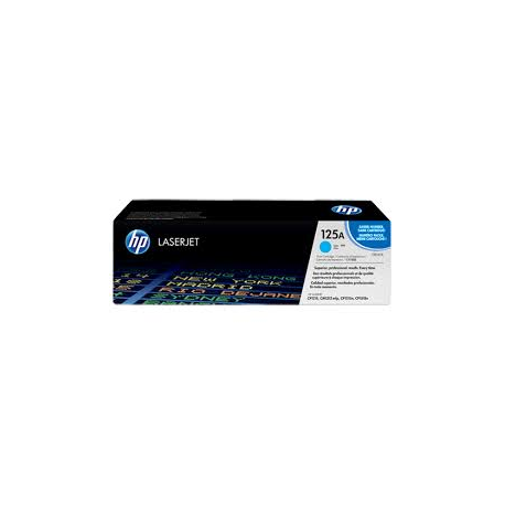 Toner HP Cyan CB541A 125A 1.400 Pgs