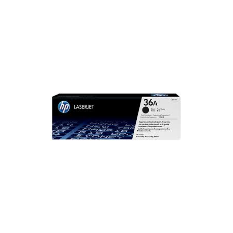 Toner HP No 36A Black CB436A 2.000 Pgs