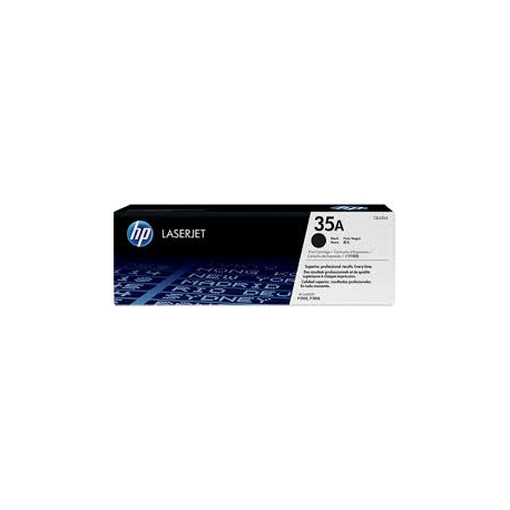 Toner HP No 35A Black CB435A 1.500 Pgs