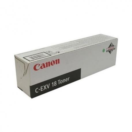 Toner Copier Canon C-EXV18 Black