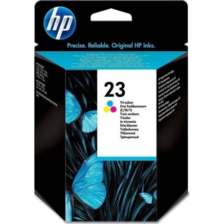 Μελάνι HP 23 Tri-color (C1823D)