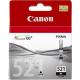 Μελάνι Canon CLI-521 Ink Black 2933B001