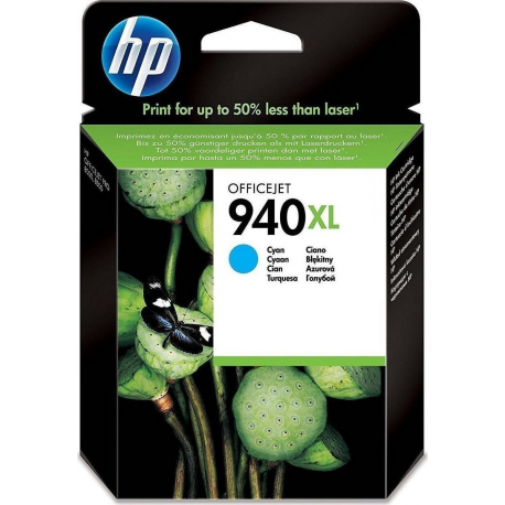 HP 940XL Cyan High Yield (C4907AE)