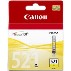 Μελάνι Canon CLI-521 Ink Yellow 2936B001