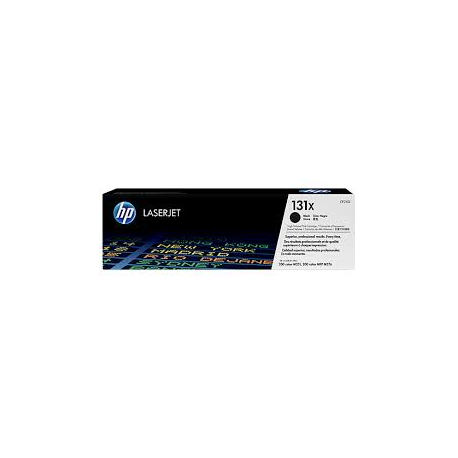 Toner HP No 131X Black CF210X 2.400 Pgs