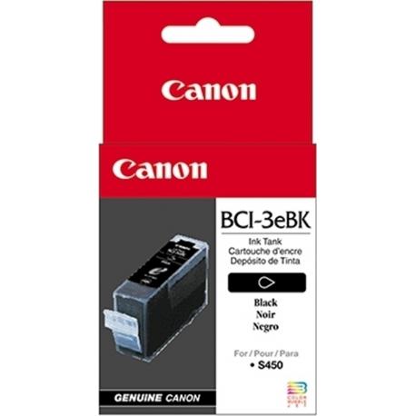 Canon Μελάνι BCI-3BK Black (4479A002)