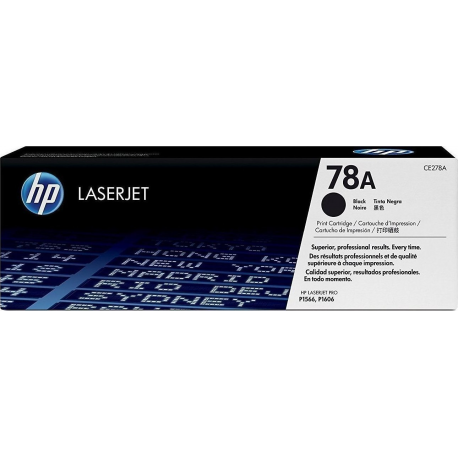 Toner HP No 78A Black CE278A 2.100 Pgs