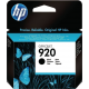 HP 920 Black Ink (CD971AE)
