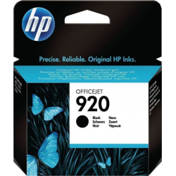 HP 920 Black Ink (CD971AE)