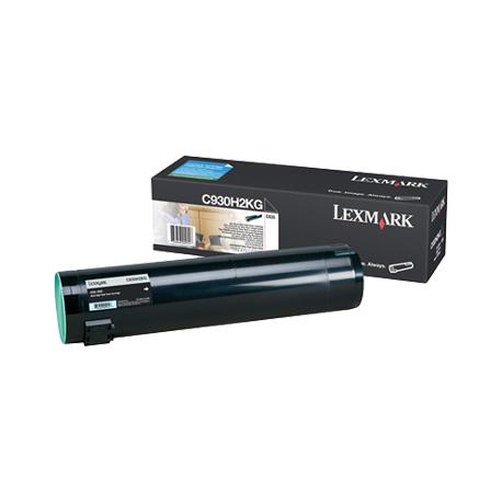 Lexmark C930H2KG Black Toner 38k