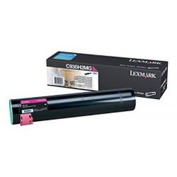 Lexmark C930H2MG Magenta Toner 24k
