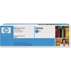 Toner HP 822A Cyan C8551A 25.000 ΣΕΛ