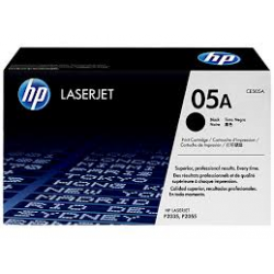 Toner HP No 05A Black CE505A 2.300 Pgs